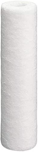 Culligan P5-4PK P5 Whole House Premium Water Filter, 8,000 Gallons, Value 4-Pack, White, 4 Pack