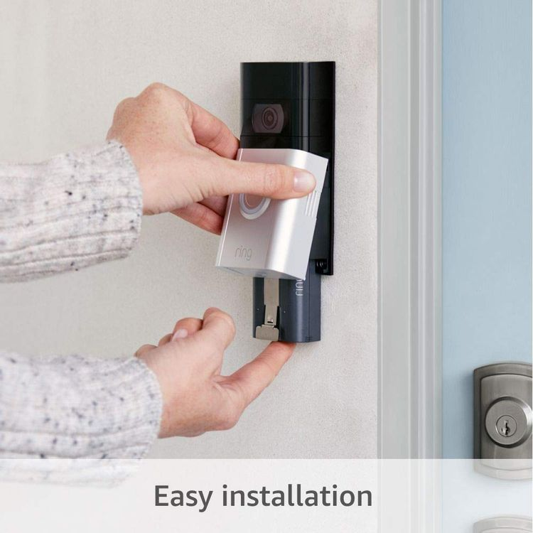 Ring Video Doorbell 3 – enhanced wifi, improved motion detection, easy installation