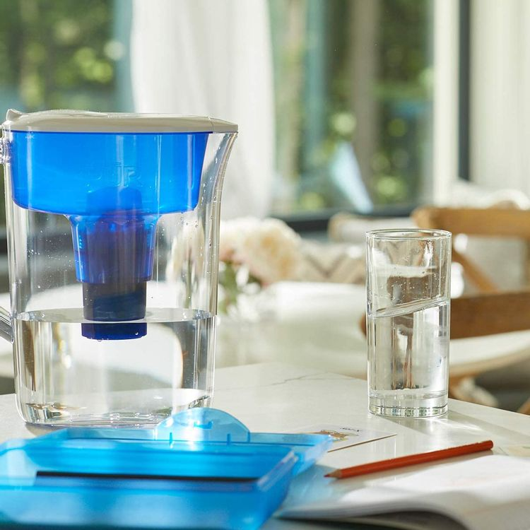 PUR Water Pitcher Replacement Filter, 2 Pack, Blue