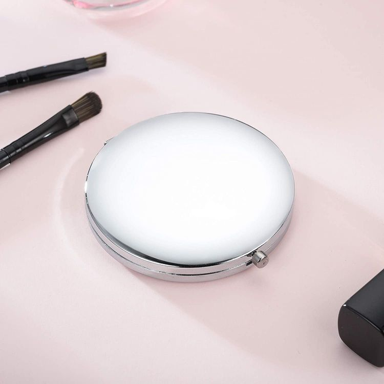 UOIPENGYI Mom Gifts from Son Unique, Birthday Gifts for Women Mother of Groom Gift Ideas for Christmas Pocket Makeup Mirror (Mom Gifts from Son)