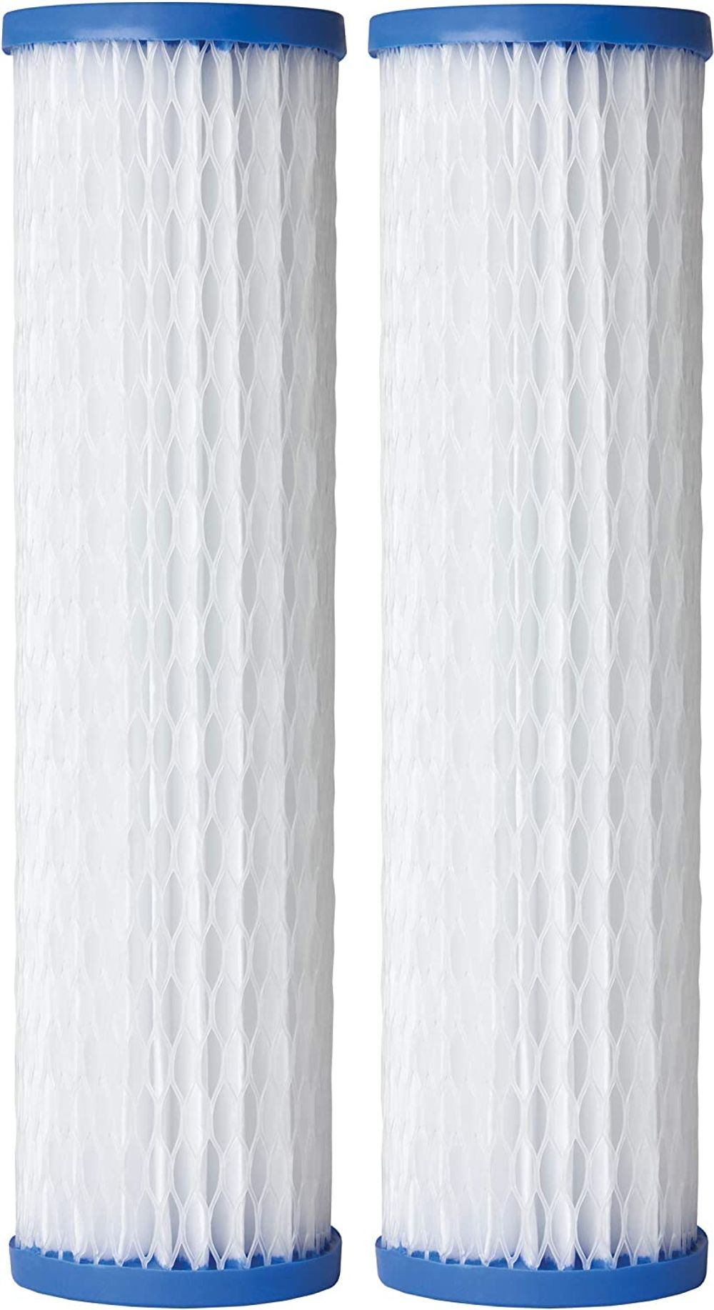 """AO Smith 2.5""""x10"""" 40 Micron Sediment Water Filter Replacement Cartridge - 2 Pack - For Whole House Filtration Systems - AO-WH-PRE-RPP2"""