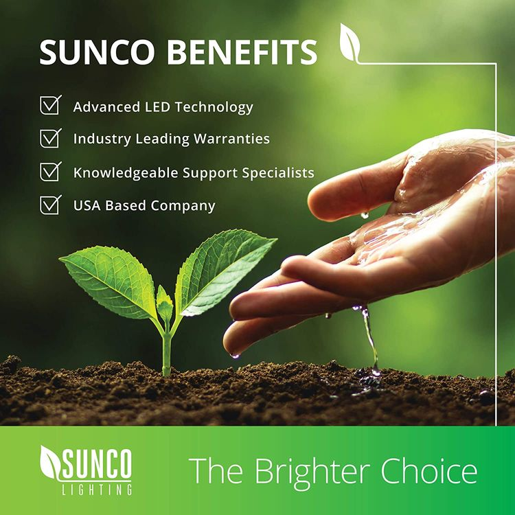 Sunco Lighting 12 Pack 5/6 Inch LED Recessed Downlight, Baffle Trim, Dimmable, 13W=75W, 2700K Soft White, 1050 LM, Damp Rated, Simple Retrofit Installation - UL + Energy Star