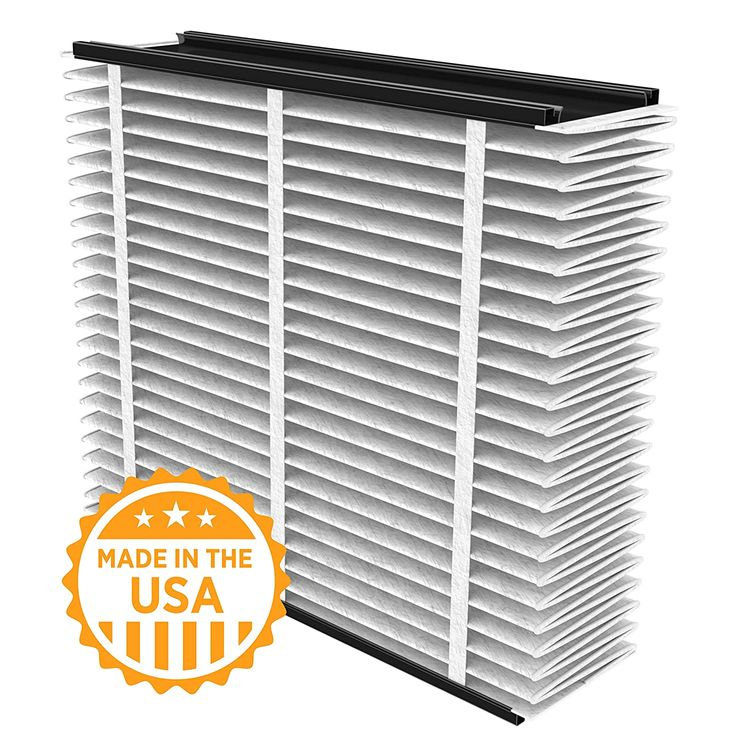 Aprilaire - 410 A1 410 Replacement Air Filter for Whole Home Air Purifiers, Clean Air Dust Filter, MERV 11 (Pack of 1)