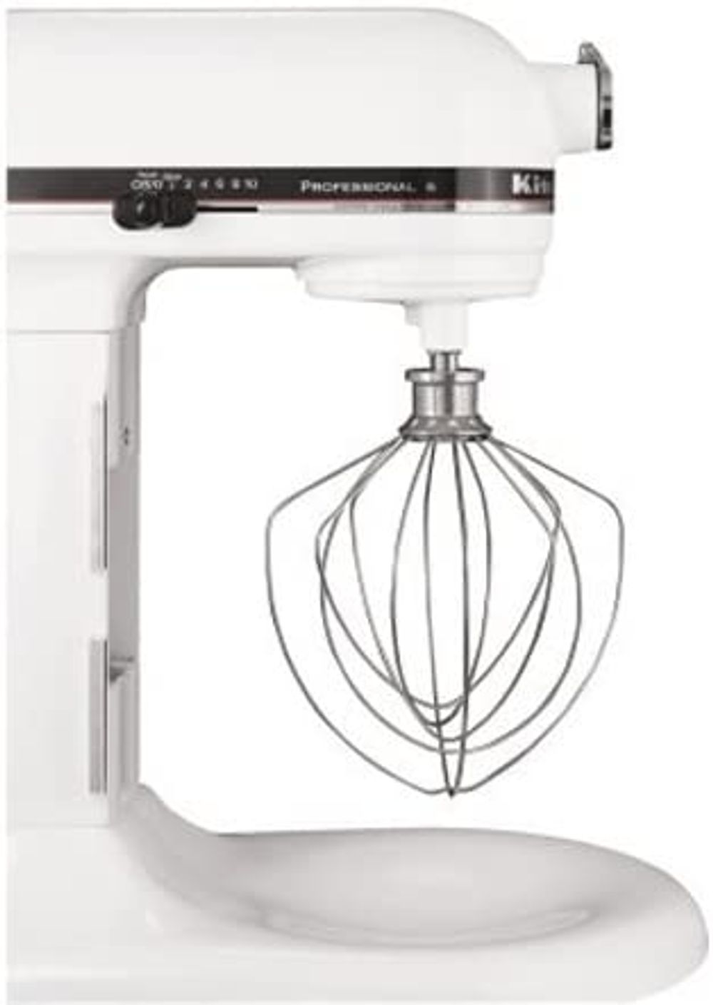 KitchenAid 6-Wire Whip for 5 and 6 Quart Lift Stand Mixers