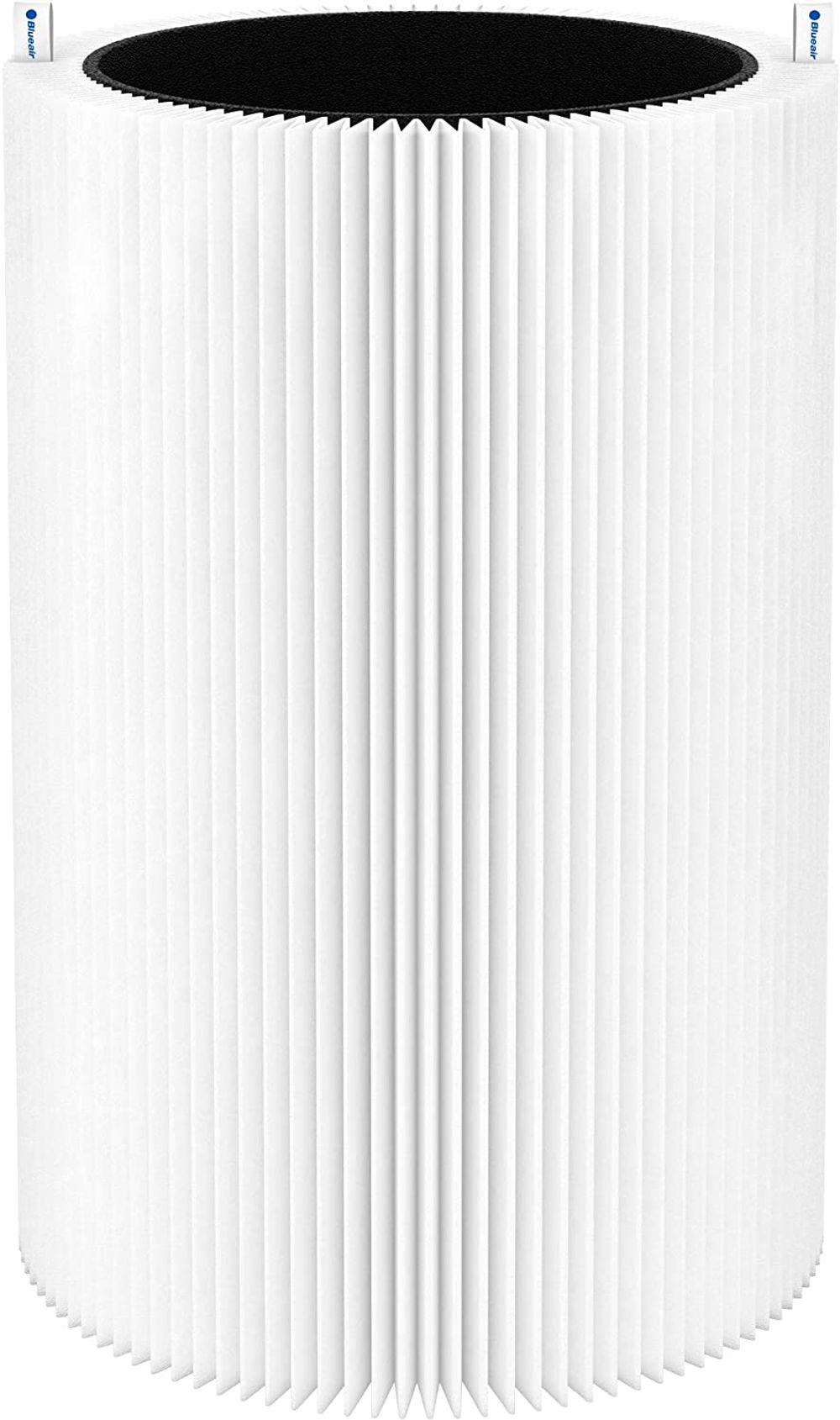 Blueair Blue Pure 411 Genuine Replacement Filter, Particle and Activated Carbon, Fits Blue Pure 411, 411+ & MINI Air Purifiers, Model Number: F411PACF102174