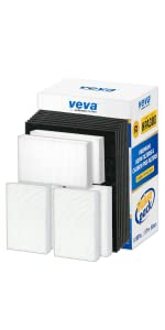 Veva Replacement HEPA Filter for HPA300