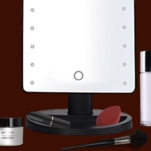 led makeup mirror with lights