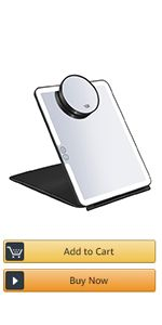 Lighted Compact Mirror