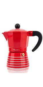 3 Cup Stove Top Coffee Maker