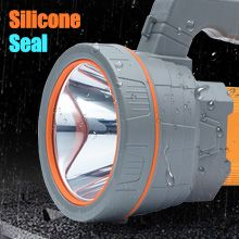 LED Spotlight with Silicone Seal