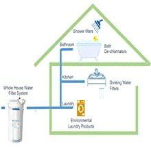 whole house water filter replacement