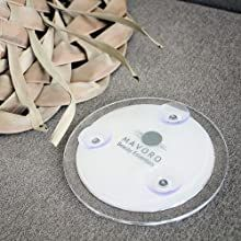 10x magnifying makeup mirror suction cup