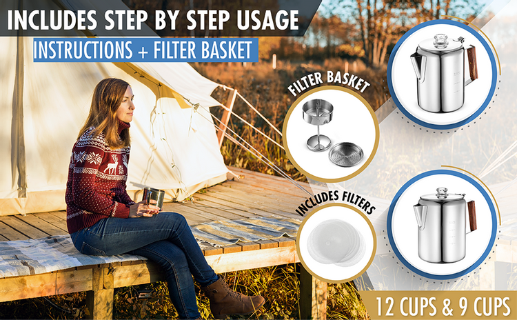 Filter basket and filters