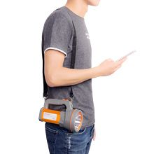 Shoulder Strap Carrying, Free your hand