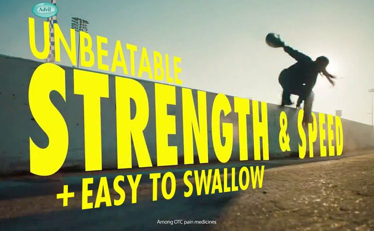 unbeatable strength & speed + easy to swallow