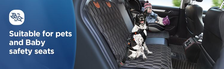 front dog seat cover