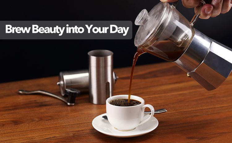 Brew beauty into your day